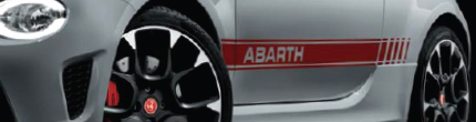Bandas laterales Abarth